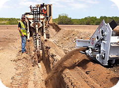 Trenching Operations